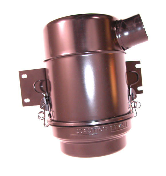 Complete Oil Bath Air Cleaner Assembly with Brackets