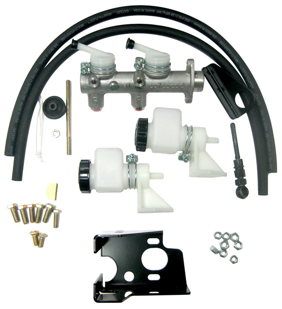 Dual Reservoir Master Cylinder Conversion Kit
