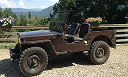 Doug Ganshorn's Willys 1947 CJ-2A