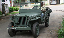 S. Srivardhan's 1942 Ford 'Script' GPW