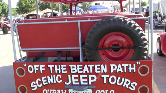 Scenic Jeep Tours - FC Jeep