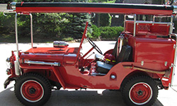 Dick Nelson's 1947 Willys CJ-2A