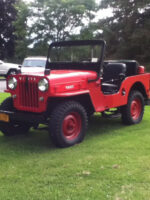 William Murray's 1957 Willys CJ-3B