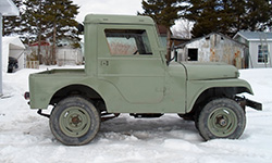 Richard Cloutier - 1970 CJ-5