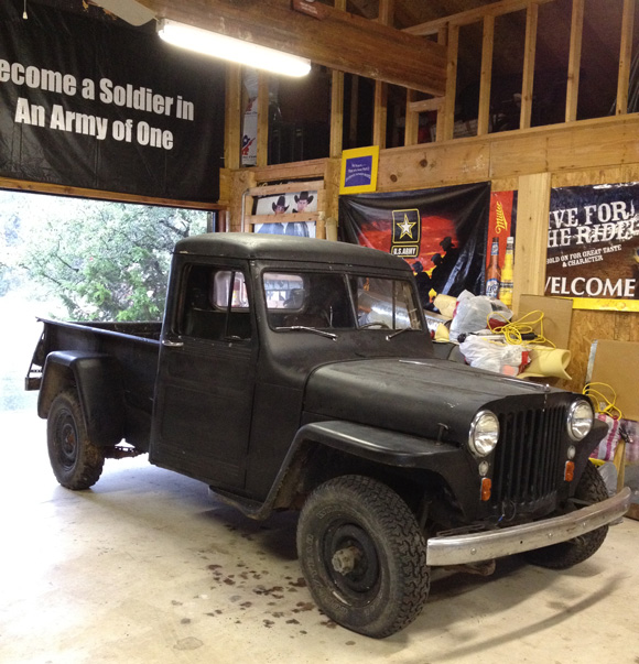 Ron Benton's 1948 Willys Truck