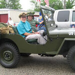 Bill Cassidy - 1951 Willys CJ-3A