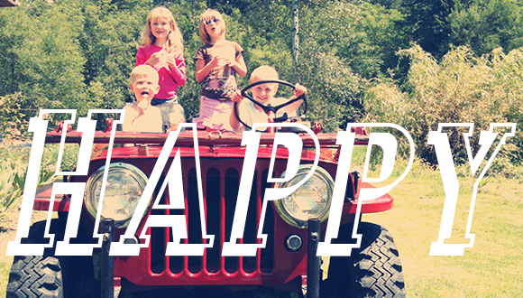 """Happy """"In My Willys"""""""