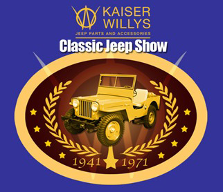 Kaiser Willys Classic Jeep Show