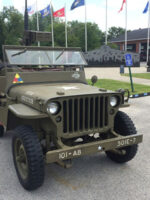 Alvin Hughes' 1942 Willys MB