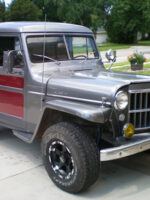 Steve O'Connor's 1955 Willys Station Wagon
