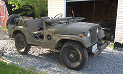 Dave Roberts - 1953 Willys M38A1