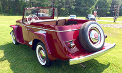 David Lee - 1949 Willys Jeepster
