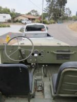 Chris Centeno's 1953 Willys M38A1