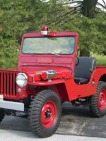 Ed Marple's 1952 Willys CJ-2A