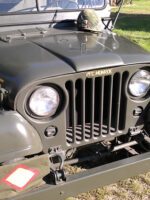 Lyman & Betty Monroe's Willys M38A1