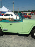 Timothy Hagar's 1949 Willys Jeepster