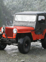 Vern Selvy's 1947 Willys CJ-2A