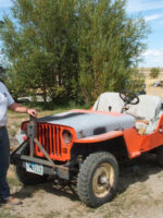 Tom & Judy Miles' 1948 Willys CJ-2A