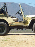Drago Ljubetic's 1,000 Mile Trip in his Willys M38