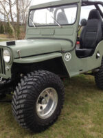 Terry Ferguson's 1951 Willys CJ-3A