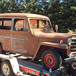 Frank Gabrielli - 1949 Willys Station Wagon
